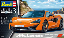Revell Germany 1/24 McLaren 570S Sports Series PLASTIC MODEL KIT 07051