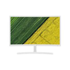 """Acer Ed242qr 23.6"""" Full HD LED Mat Courbé Blanc Écran plat de PC"""