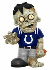 Indianapolis Colts - ZOMBIE - Decorative Garden Gnome Figure Statue NEW