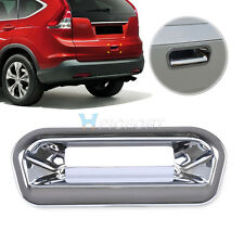 Exterior Tailgate Rear Door Handle Bowl Cover Trim for Honda CR-V CRV 2012-2014