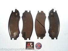 Remsa Gold Front Brake Pads Fitting Nissan Sentra & NX Part # GMKD549