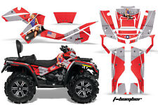 Can-Am Outlander Max ATV Graphic Kit 500/800 AMR Decal Sticker Part BOMBER R