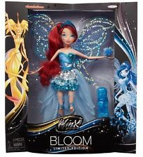 ✿✿SDCC COMIC CON 2013 NICKELODEON WINX CLUB BLOOM LIMITED EDITION DOLL