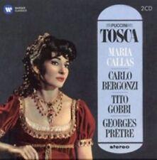 Maria Callas Remastered - Puccini: Tosca (1964 - 1965), Carlo Bergonzi, Tito, 0.