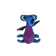 KONG Woozles Blue Alien Dog Toy (Medium)