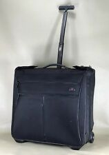 "2bc3754b6c4c Victorinox Werks Traveler Black 21"" Wheeled Garment Bag Rolling Luggage  30081"