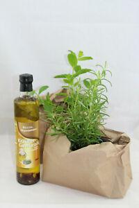 Öl, Speiseöl, hochwertig, Biller's Kräuter-Gewürz-Öl Typ Provence