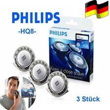 3x Scherkopf Rasierer Kopf für Philips HQ48xx HQ64xx HQ66xx HQ8xx Series