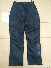 "AKITO MOTION Mens Textile Motorbike Motorcycle Trousers UK 31""  32"" Waist  No102"