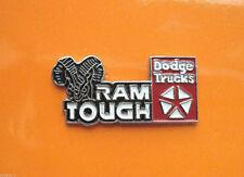 DODGE TRUCKS  RAM  TOUGH  - hat pin , lapel pin , tie tac , hatpin  GIFT BOXED