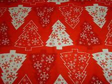 Tanne Patchworkstoff Tannenbaum    Weihnachten   100% Baumwolle   50x110 cm