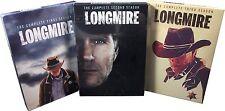 Longmire TV Series Complete Season 1-3 (1 2 3) BRAND NEW DVD SET