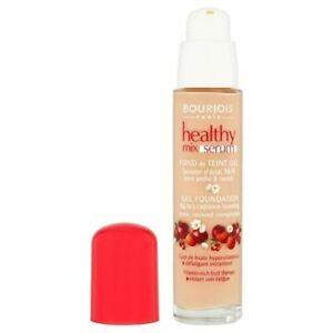 Bourjois Healthy Mix Serum Gel Foundation 30ml - Light Vanilla (51) NEW & SEALED