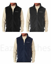 Columbia Men's Cathedral Peak II Vest, Size S-3XL, Quick Dri, Fleece, Jacket