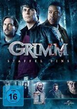 RUSSELL HORNSBY, BITSIE TULLOCH, DAVID GIUNTOLI - GRIMM-STAFFEL 1 - 6 DVD NEU
