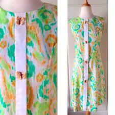 Vintage Dress 60's Mod Boho