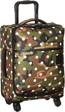 Herschel Highland Softside Spinner, Woodland Camo Polka, Small 53L []