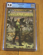 Walking Dead #150 (Image 2016) Tony Moore #1 homage cover CGC 9.8