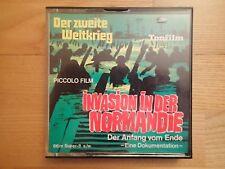 """""""Invasion in der Normandie"""" S8 Film, Ton"""
