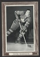1964-67 Beehive Group III Toronto Maple Leafs Photos #174B Frank Mahovlich