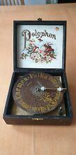 Polyphon Spieluhr