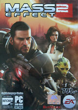 ** Mass Effect 2 ** PC DVD GAME ** Brand New Sealed ** All English