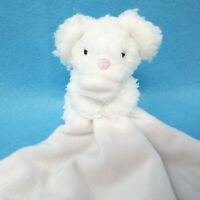 NEW Little White Company Mimi Fairy Mouse comforter blankie baby soft toy doudou