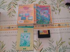 >> MSX FANTASY ZONE SEGA SHOOT MSX JAPAN IMPORT COMPLETE IN BOX! <<