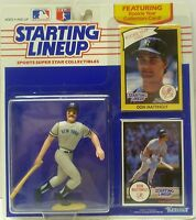 1990 Don Mattingly - Starting Lineup - SLU - Sports Figure - NEW YORK YANKEES