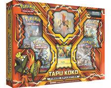 POKEMON TCG Tapu Koko Figure Collection Trading Card Game Box Collection