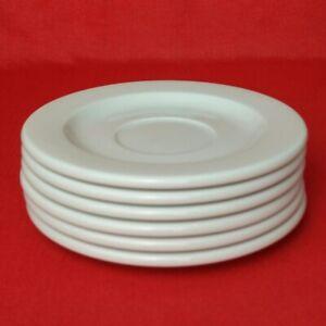 6x Arzberg Form 1382 Sommerwiese Tee//Kaffee-Untertassen 13.5 cm Porzellan