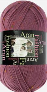400g 30% Wool Fashion Aran by King Cole