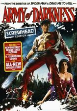 Army of Darkness (Screwhead Edition) [New DVD] Special Ed, Subtitled,