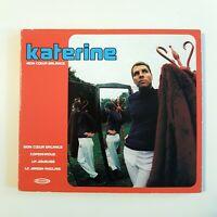 PHILIPPE KATERINE : MON COEUR BALANCE (EP) ♦ CD MAXI  ♦