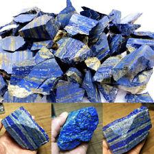 100g Natural Rough Lapis lazuli Crystal Raw Stone Point Mineral Healing Decor