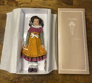 "NEW RARE Helen Kish Chrysalis 14"" Wren - Harvest Moon Doll With Box NIB"