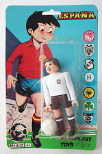 RARE VINTAGE AIRGAM BOYS PAOK FOOTBALL PLAYER PYROPLAST GREECE GREEK NEW MOSC !