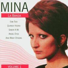 Mina - La Banda Vol. 1 CD