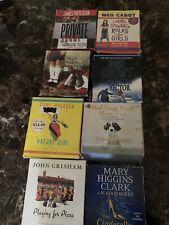 Audio Book Lot
