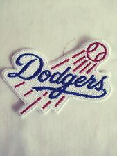 """L. A. DODGERS Patch, New, Iron-On, 3"""", Good Gift! Collectible. Free ship. USA"""