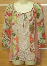 MEADOW RUE tunic top size S