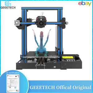 Imprimante 3D d'occasion LCD2004 GEEETECH A10 220x220x260 Zone d'impression