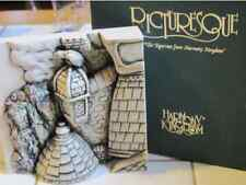 """*Picturesque Tile Harmony Kingdom Wimberley Tales """"The  00006000 Rooftop"""" in Box *"""