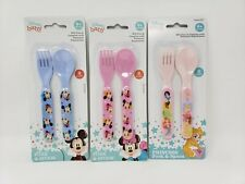 Disney Baby Fork & Spoon Set - New