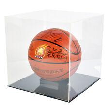 30x30x30cm Acrylic Basketball Display Box Cases