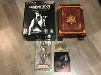 Uncharted 3 Drake's Deception Collector's Edition PlayStation 3 PS3