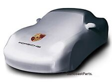 Genuine Porsche 981 Boxster/S/GTS Premium Indoor Car Cover - (2013-2016)