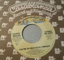 Kenny Nolan – Us And Love (We Go Together) / You're So Beautiful Toni ~ (VG++)