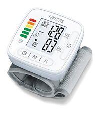 Handgelenk-Blutdruckmessgerät Vollautomatische Blutdruck- und Pulsmessung Klein