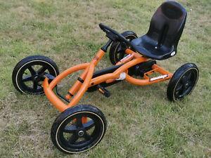 Berg Buddy Go Kart - Orange - FANTASTIC CONDITION